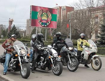 Новый  Регион: Байкеры Приднестровья отметили мотопробегом День освобождения  Тирасполя (ФОТО)
