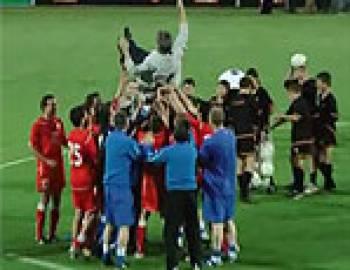 Рыбницкая «Искра-Сталь» впервые в своей истории стала обладателем Кубка Молдавии по футболу (ФОТО)