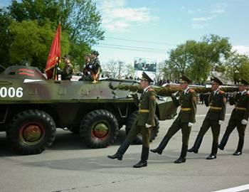 Новый  Регион: Приднестровье отмечает 66-ю годовщину Победы в Великой  Отечественной войне