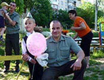 Детский дом в Бендерах получил подарки от российских военнослужащих (ФОТО)
