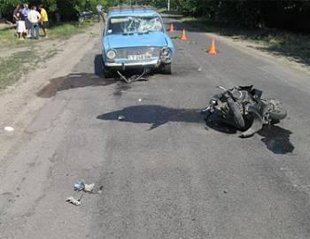 Новый Регион: В Слободзейском районе произошло ДТП со смертельным исходом (ФОТО)