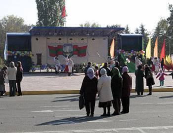 Новый Регион: В Дубоссарах прошли торжества, посвященные Дню города и храмовому празднику (ФОТО)