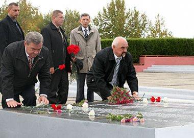 Новый Регион: В День города Тирасполь получил в подарок часовню Святого Георгия Победоносца
