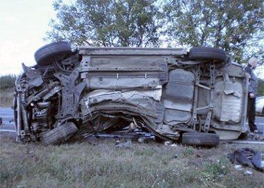 Новый Регион: За выходные в Рыбницком районе автоаварии унесли жизни двоих человек, еще восемь пострадали