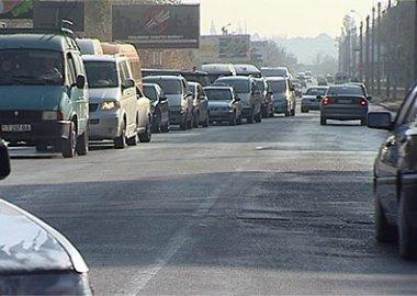 Новый Регион: В Тирасполе на перекрестке с неработающими светофорами произошло ДТП