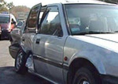 В Тирасполе на перекрестке с неработающими светофорами произошло ДТП (ФОТО)