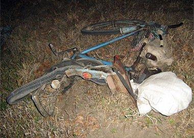 Новый Регион: В Слободзейском районе под колесами автомобиля погиб 75-летний велосипедист (ФОТО)