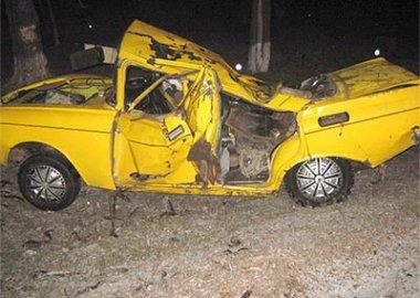 Новый Регион: Пьяный водитель в Дубоссарском районе устроил ДТП, в котором пострадал он сам и три его пассажира (ФОТО)
