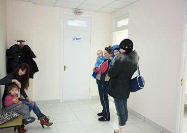 Новый Регион: В приднестровской столице начала работать новая поликлиника (ФОТО)