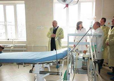 Новый Регион: Гинекологическое отделение приднестровского Республиканского центра матери и ребенка переехало в новое здание (ФОТО)