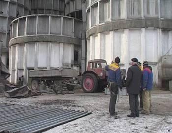 Новый Регион: Последствия аварии на зерновом элеваторе в Бендерах устранены