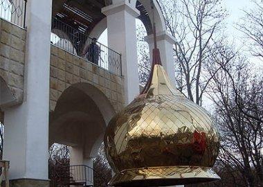 Новый Регион: Материалы для внешнего убранства приднестровского монастыря доставили из Киево-Печерской лавры (ФОТО)