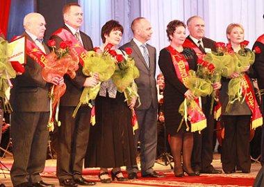 Новый Регион: Лауреатами конкурса ''Человек года-2011'' стали 7 приднестровцев