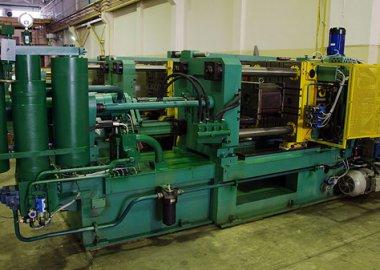 Новый Регион: Тираспольский завод ''Литмаш'' планирует в 2012 году упрочить свое присутствие на рынке литейного оборудования