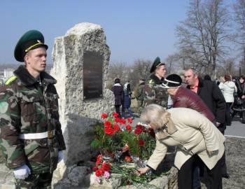 Новый Регион: В Рыбнице увековечат память металлургов, погибших при защите Приднестровья (ФОТО)