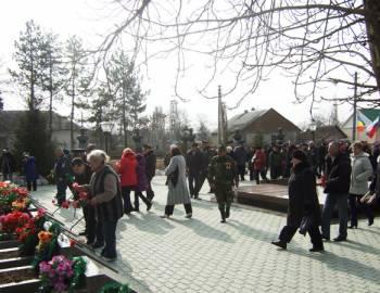 Новый Регион: Дубоссарцы скорбят о погибших на Роговской развилке (ФОТО)