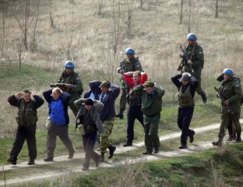 Новый Регион: На берегах Днестра состоялись трехсторонние учения миротворцев (ФОТО)