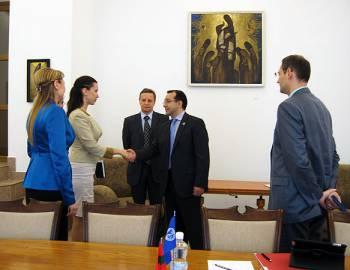 Новый Регион: МВФготов оказать Приднестровьютехническую помощь(ФОТО)