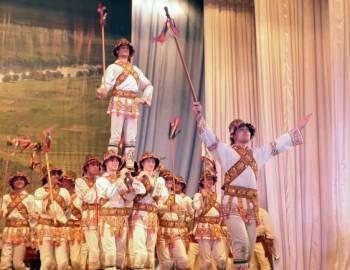 Новый Регион: Впервые за 20 лет по Приднестровью гастролирует молдавский ансамбль танца ''Жок'' (ФОТО)