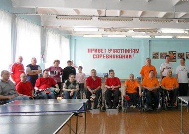 Новый Регион: Кубок открытого турнира по настольному теннису среди параспортсменов остался в Тирасполе (ФОТО)