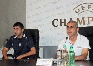 Новый Регион: Главный тренер ''Шерифа'': В ответном матче с ''Улиссом'' не будет легко (ФОТО)