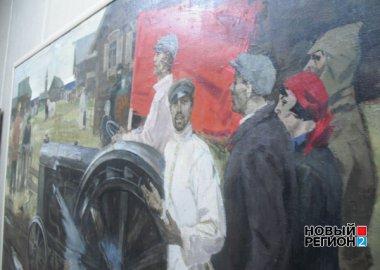 Новый Регион: В республиканской картинной галерее откроется выставка ''Достояние республики'' (ФОТО)