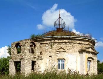 Новый Регион: На севере Приднестровья восстанавливают храм, построенный в честь Параскевы Сербской полтора века назад (ФОТО)