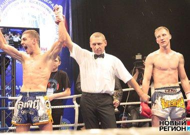 Новый Регион: В Тирасполе прошел международный турнир по кикбоксингу
