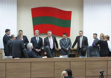 Новый Регион: Верховный Совет Приднестровья принял бюджет-2013, отозванный правительством