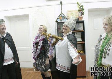 Новый Регион: Союз молдаван Приднестровья колядует с национальным колоритом (ФОТО)